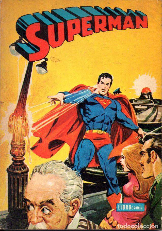 SUPERMAN LIBROCOMIC TOMO II (1973) (Tebeos y Comics - Novaro - Superman)