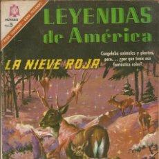 Tebeos: LEYENDAS DE AMERICA - Nº 128. Lote 83777368