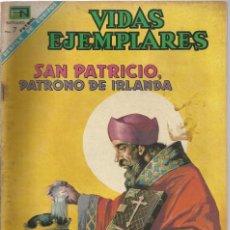 Tebeos: VIDAS EJEMPLARES - Nº 263 SAN PATRICIO PATRONO DE IRLANDA. Lote 83927864