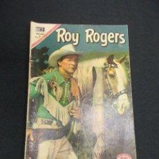 Tebeos: ROY ROGERS - Nº 218 - EL MALHECHOR - NOVARO -. Lote 84019516