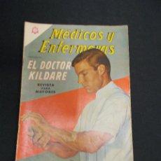 Tebeos: MEDICOS Y ENFERMERAS - Nº 14 - PRUEBA DE FUEGO - NOVARO -. Lote 84021264