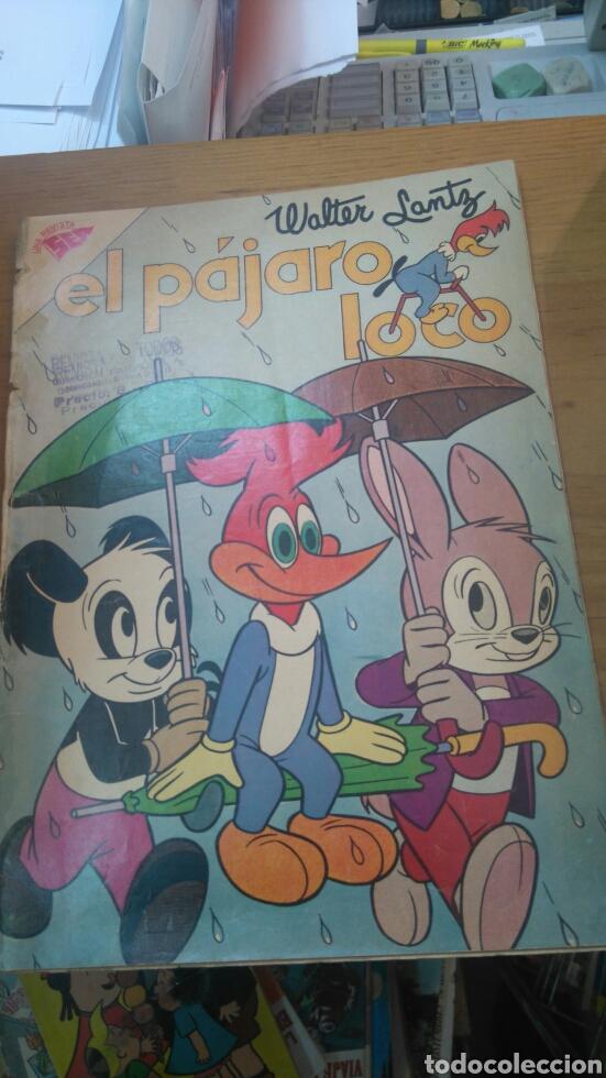 EL PÁJARO LOCO. N.-200. NOVARO (Tebeos y Comics - Novaro - Otros)