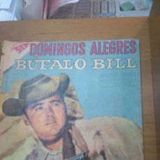Tebeos: BUFALO BILL. N.-255. NOVARO. Lote 84189258