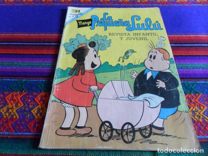LA PEQUEÑA LULÚ Nº 249. NOVARO 1968. (Tebeos y Comics - Novaro - Otros)