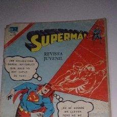 Tebeos: COMIC NOVARO SUPERMAN N 1028 AÑO XXIV. Lote 85334188