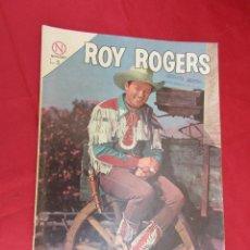 Tebeos: ROY ROGERS. Nº 142. NOVARO.. Lote 85352572