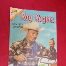 Tebeos: ROY ROGERS. Nº 198. NOVARO.. Lote 85353584