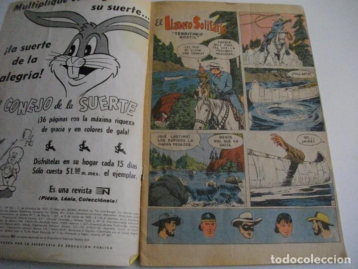 Tebeos: COMICS EL LLANERO SOLITARIO Nº 305 - EL DE LAS FOTOS - VER TODOS MIS LOTES DE TEBEOS - Foto 3 - 85391720