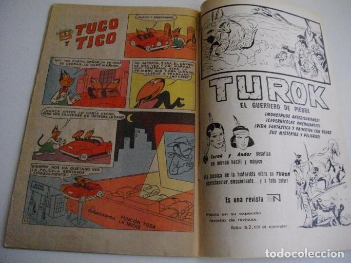 Tebeos: EL SUPER RATON Nº 280 AÑO 1974 EL DE LAS FOTOS - VER TODOS MIS LOTES DE TEBEOS - Foto 6 - 85405052