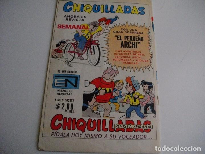 Tebeos: EL SUPER RATON Nº 280 AÑO 1974 EL DE LAS FOTOS - VER TODOS MIS LOTES DE TEBEOS - Foto 7 - 85405052