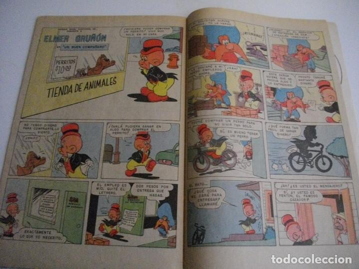 Tebeos: PORKY Y SUS AMIGOS Nº 345 AÑO 1974 EL DE LAS FOTOS - VER TODOS MIS LOTES DE TEBEOS - Foto 4 - 85405344