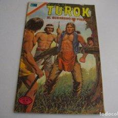 Tebeos: TUROK EL GUERRERO DE PIEDRA Nº 75 AÑO 1974 EL DE LAS FOTOS - VER TODOS MIS LOTES DE TEBEOS. Lote 85406208