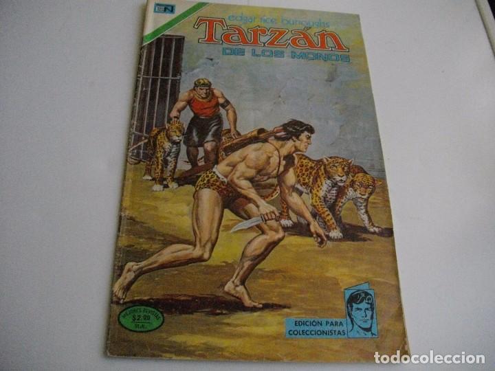 TARZAN DE LOS MONOS Nº 398 AÑO 1974 EL DE LAS FOTOS - VER TODOS MIS LOTES DE TEBEOS (Tebeos y Comics - Novaro - Tarzán)