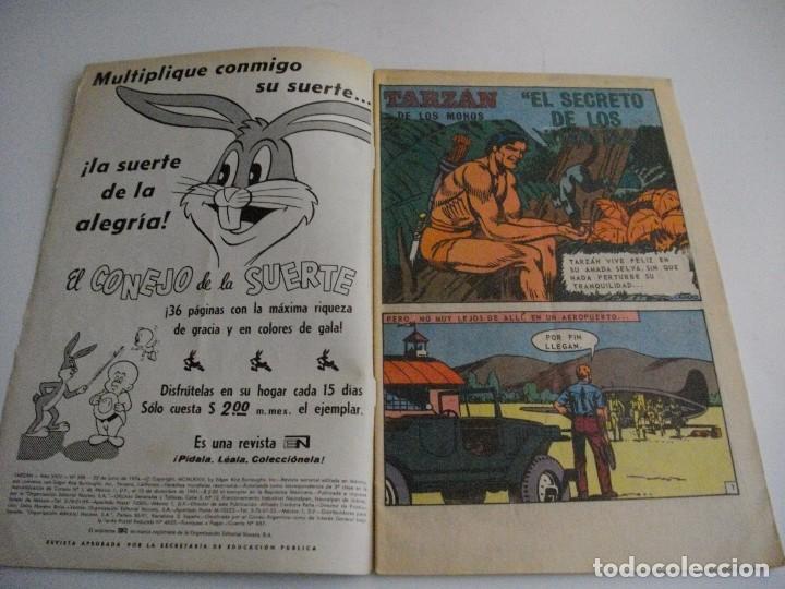 Tebeos: TARZAN DE LOS MONOS Nº 398 AÑO 1974 EL DE LAS FOTOS - VER TODOS MIS LOTES DE TEBEOS - Foto 2 - 85406408