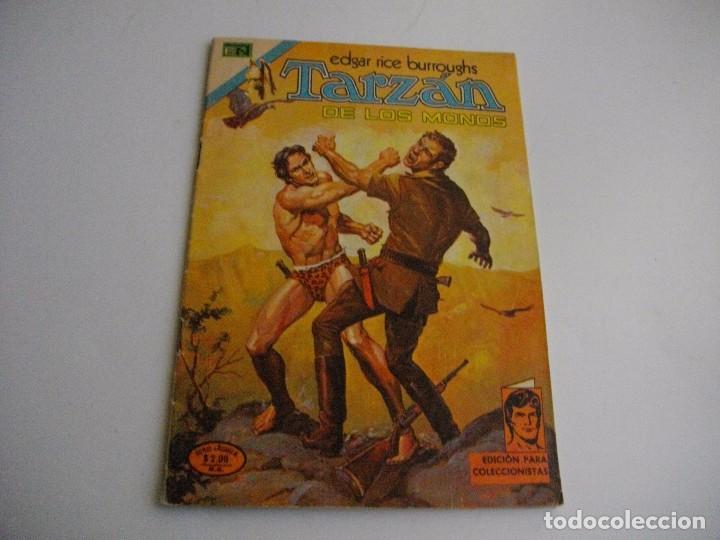 TARZAN DE LOS MONOS SERIE AGUILA Nº 444 AÑO 1975 EL DE LAS FOTOS - VER TODOS MIS LOTES DE TEBEOS (Tebeos y Comics - Novaro - Tarzán)