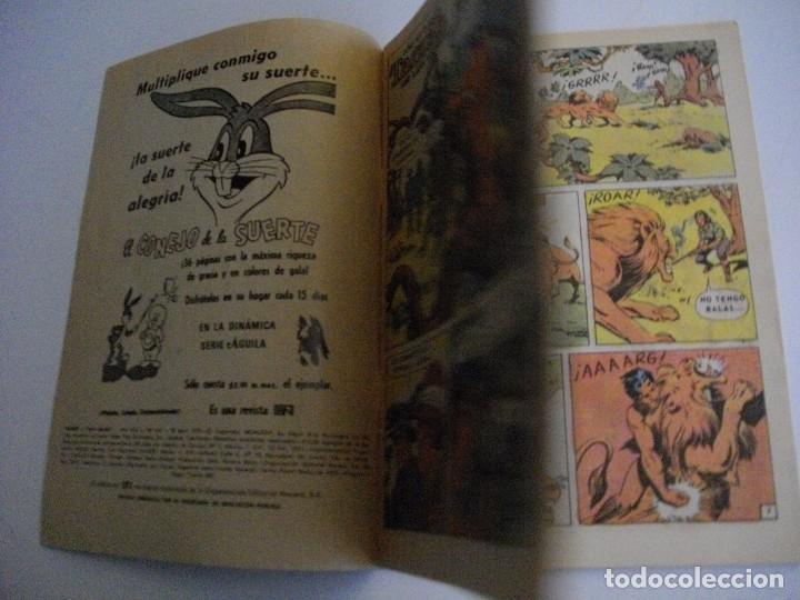 Tebeos: TARZAN DE LOS MONOS SERIE AGUILA Nº 444 AÑO 1975 EL DE LAS FOTOS - VER TODOS MIS LOTES DE TEBEOS - Foto 4 - 85406808