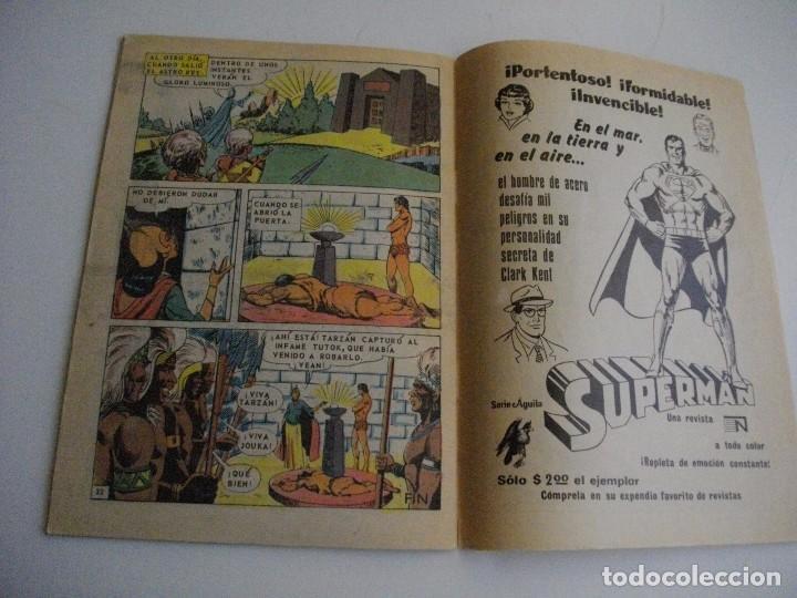 Tebeos: TARZAN DE LOS MONOS SERIE AGUILA Nº 444 AÑO 1975 EL DE LAS FOTOS - VER TODOS MIS LOTES DE TEBEOS - Foto 8 - 85406808
