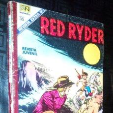 Tebeos: RED RYDER REVISTA EXTRA NR-8 NOVARO 160 PAGINAS A TODO COLOR DIFICIL. Lote 85556360
