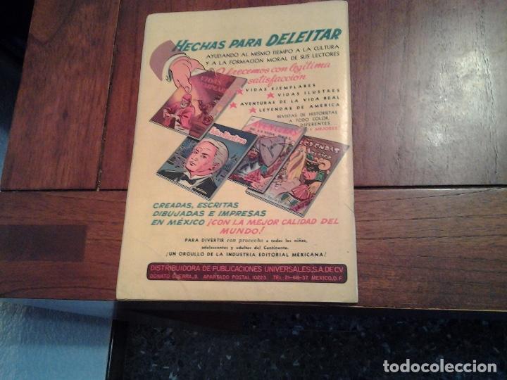 Tebeos: EL LLANERO SOLITARIO Nº 40 - NOVARO AÑO 1956 - MUY DIFICIL DE ENCONTRAR EN ESTE ESTADO - Foto 2 - 86225880