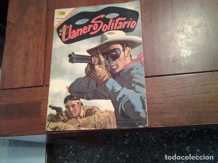 EL LLANERO SOLITARIO Nº 173 - NOVARO AÑO 1967 - MUY DIFICIL DE ENCONTRAR EN ESTE ESTADO (Tebeos y Comics - Novaro - El Llanero Solitario)
