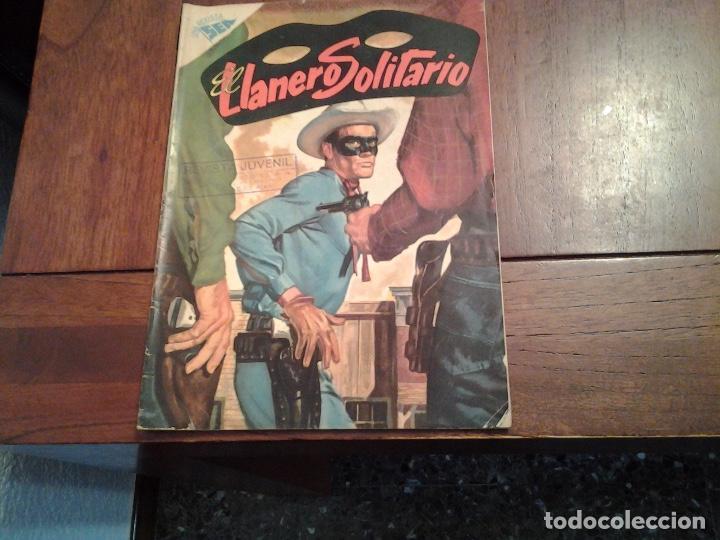 EL LLANERO SOLITARIO Nº 50 - NOVARO AÑO 1957 - MUY DIFICIL DE ENCONTRAR EN ESTE ESTADO (Tebeos y Comics - Novaro - El Llanero Solitario)