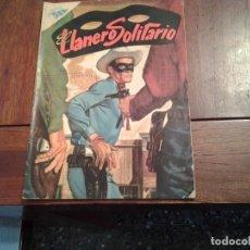 Tebeos: EL LLANERO SOLITARIO Nº 50 - NOVARO AÑO 1957 - MUY DIFICIL DE ENCONTRAR EN ESTE ESTADO. Lote 86227656