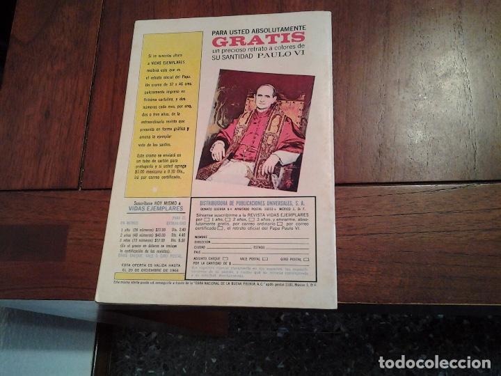 Tebeos: AVENTURA KING DE LA POLICIA MONTADA Nº 347 - NOVARO AÑO 1964 - DIFICIL DE ENCONTRAR EN ESTE ESTADO - Foto 2 - 86229328