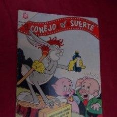 BDs: EL CONEJO DE LA SUERTE. Nº 217. NOVARO.. Lote 86318980