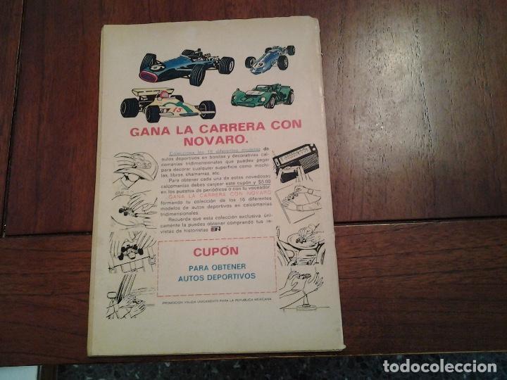 Tebeos: PORKY Y SUS AMIGOS Nº 283 - EDITORIAL NOVARO - AÑO 1972 - Foto 2 - 86383196