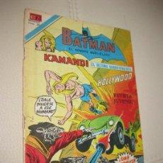 Tebeos: BATMAN Nº 2-928 KAMANDI EDITORIAL NOVARO. Lote 86411680