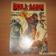 Tebeos: DOLL MAN , EL HOMBRE MUÑECO N.9 1952 NEWSPAPER/LA PRENSA MEX. PIEZA UNICA. Lote 86561244