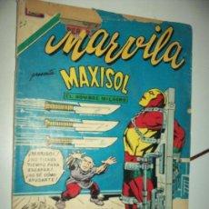 Tebeos: MARVILA N.195 PRES. MAXISOL, MR. MIRACLE N.2 ART. KIRBY- NOVARO /DC 1970. Lote 179311667