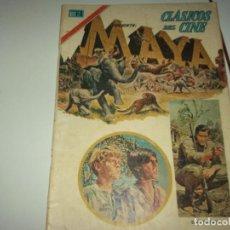 Tebeos: CLASICOS DEL CINE N.170 PRES. MAYA FILM CON CLINT WALKER 1967. Lote 86596236
