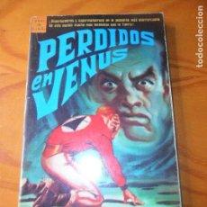 Tebeos: PERDIDOS EN VENUS - EDGAR RICE BURROUGHS - NOVARO, JOYAS DE BOLSILLO 348 DE 1969 NOVELA-. Lote 86625768
