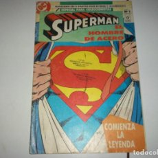 Tebeos: SUPERMAN N.1 EDEIT. PERFIL JOHN BYRNE ARGENTINA. Lote 86658420