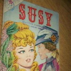 Tebeos: SUSY, N.6 1961 NOVARO. Lote 86681716