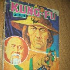 Tebeos: KUNG-FU, COMICS N.4 1973 EDIC. CASCO DE ACERO ARGENTINA B Y N, TIPO NOVARO. Lote 86740008