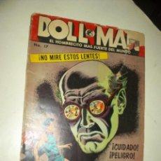 Tebeos: DOLL MAN NUMB.17- 1953 / NEWSPAPER USA./LA PRENSA MEXICANA, . Lote 87027300