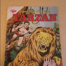 Tebeos: TARZÁN N° 141 - ORIGINAL EDITORIAL NOVARO. Lote 87077424