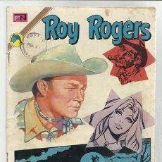 Tebeos: ROY ROGERS 286, 1973, NOVARO. Lote 87225364