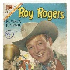 Tebeos: ROY ROGERS 197, 1969, NOVARO, USADO. Lote 87225504