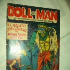 Tebeos: DOLL MAN N.5 EDIT. NEWSPAPER/LA PRENSA. 1953 EL RELATO DEL MONSTRUO--. Lote 87248944