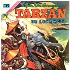 Tebeos: TARZAN DE LOS MONOS. EDGAR RICE BURROUGHS. Nº 329. 18 DE ENERO DE 1973. Lote 87344756