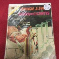 Tebeos: DOMINGOS ALEGRES NUMERO 836 MUY BUEN ESTADO REF.5. Lote 87365888
