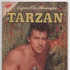 Tebeos: TARZAN # 64 NOVARO 1957 GORDON SCOTT EN TAPA LA HERMANDAD DE LA LANZA MUY BUEN ESTADO. Lote 87384644