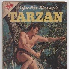 Tebeos: TARZAN # 66 NOVARO 1957 GORDON SCOTT EN TAPA LA HERMANDAD DE LA LANZA MUY BUEN ESTADO. Lote 87386564