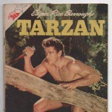 Tebeos: TARZAN # 73 NOVARO 1957 GORDON SCOTT EN TAPA LA HERMANDAD DE LA LANZA MUY BUEN ESTADO. Lote 87386940