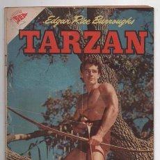 Tebeos: TARZAN # 74 NOVARO 1958 GORDON SCOTT EN TAPA LA HERMANDAD DE LA LANZA MUY BUEN ESTADO. Lote 87386996