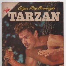 Tebeos: TARZAN # 75 NOVARO 1958 GORDON SCOTT EN TAPA LA HERMANDAD DE LA LANZA MUY BUEN ESTADO. Lote 87387244