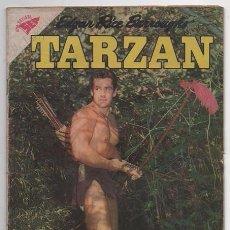 Tebeos: TARZAN # 92 NOVARO 1959 GORDON SCOTT EN TAPA JANE EL TELAR DE TIMBO BUEN ESTADO. Lote 87472776